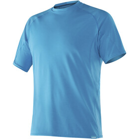 NRS H2Core Silkweight Blouse korte mouwen Heren, marine blue